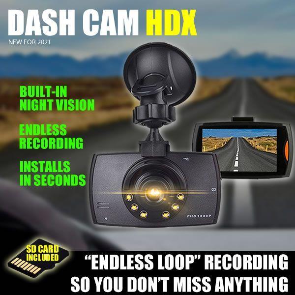 Dash Cam HDX