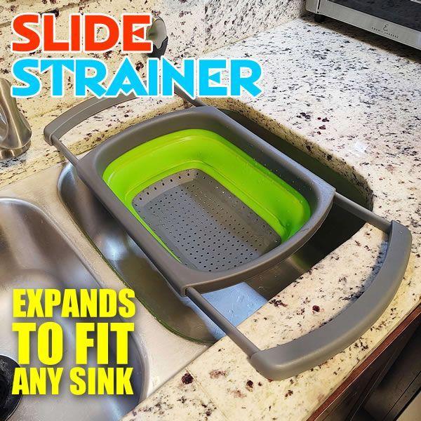 Slide Strainer