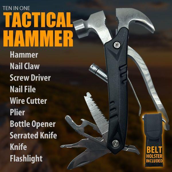 Tactical Hammer