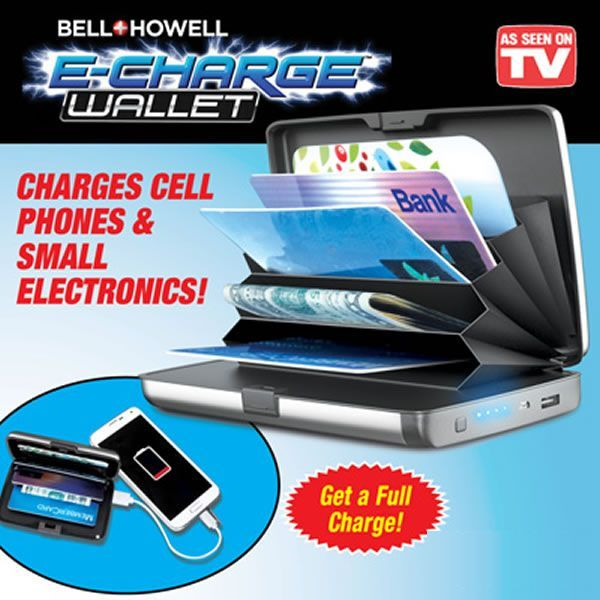 eCharge Wallet