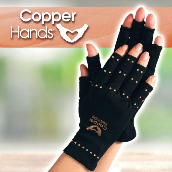 Copper Hands